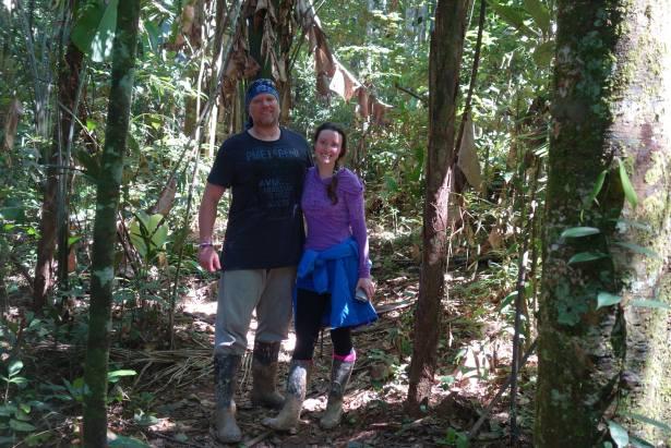Peruvian Rainforest - Savannah Grace and Kees