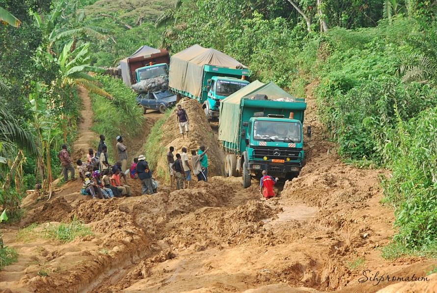 Cameroon freeway