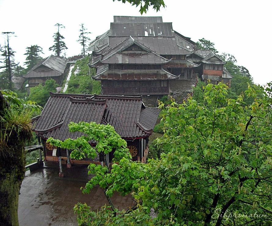 Shaolin Monastery, China