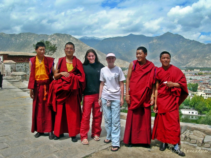 Potala Palace. Lhasa ,China