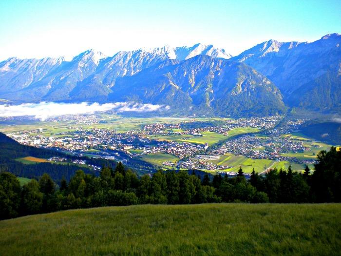 Austrian Countryside - Tyrol Region