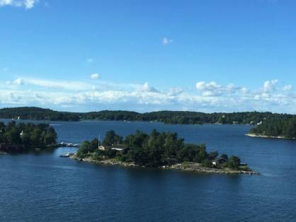 coastal waters sweden