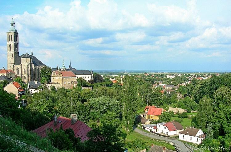 Sedlec Ossuary in Kutna Hora., Czech Republic