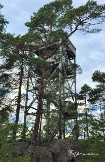 We had a great time climbing the outlook tower