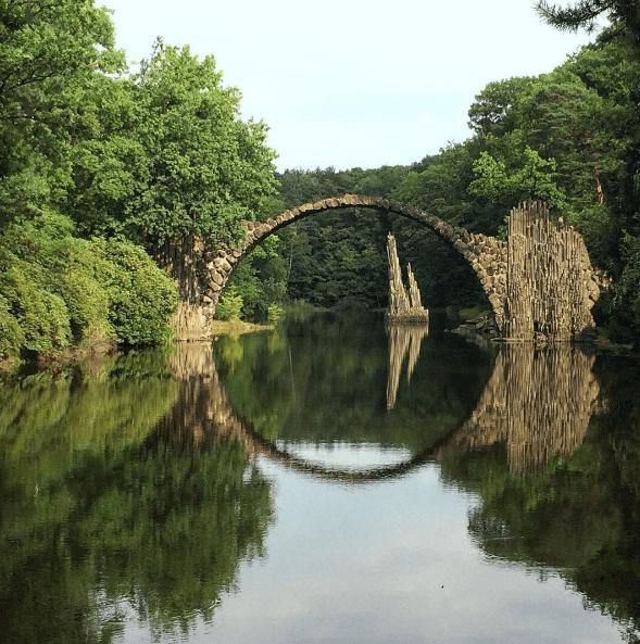Kromlau, Germany