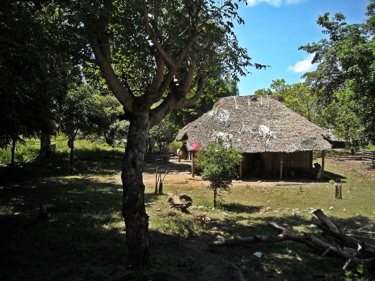 Rural home East Timor