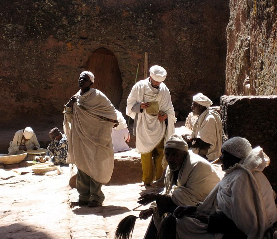 Men of Lalibela