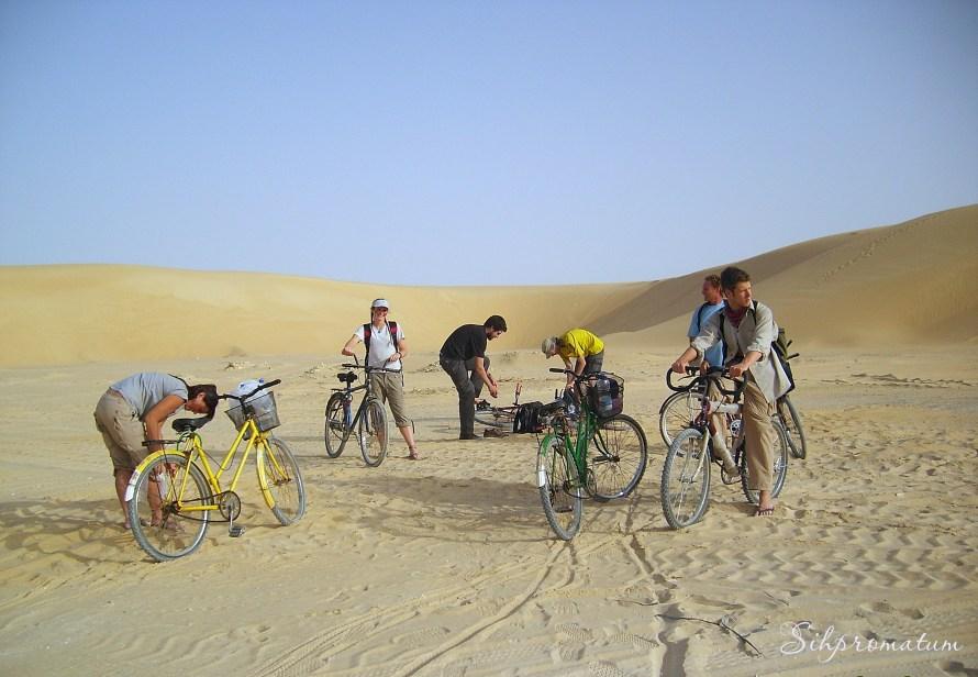 Siwa, bicycle time
