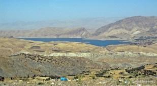 On the highway between Erbil and Sulaymaniyah. Dukan Lake