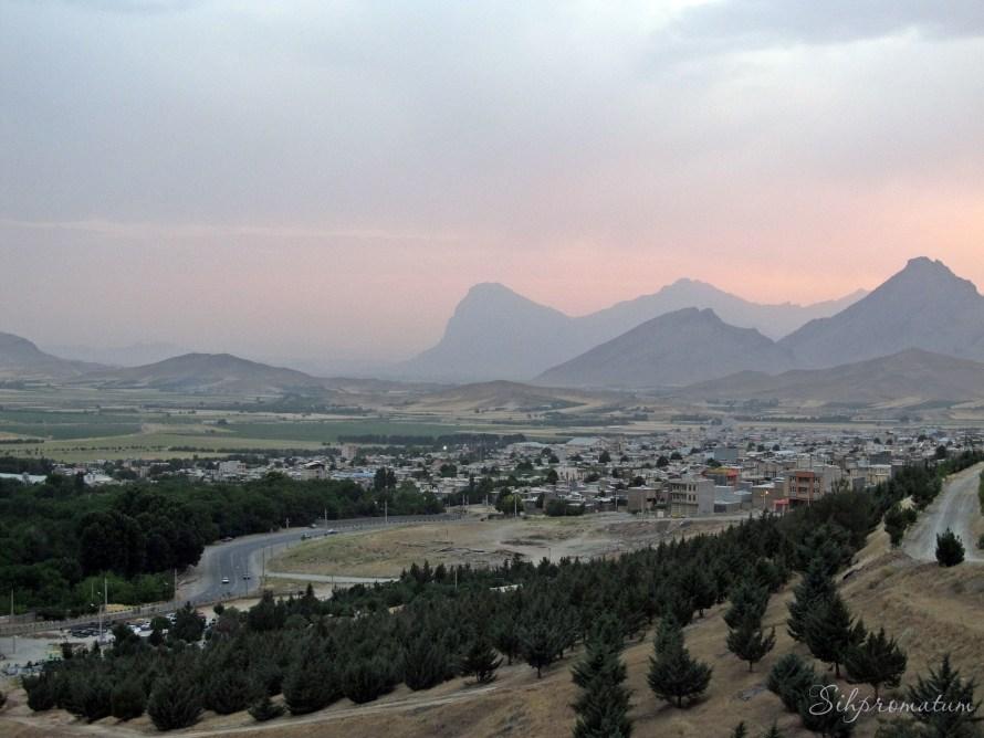 Near Kermanshah