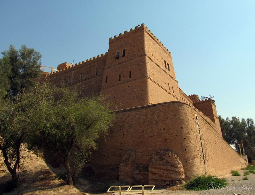 Rayen Fort ruins