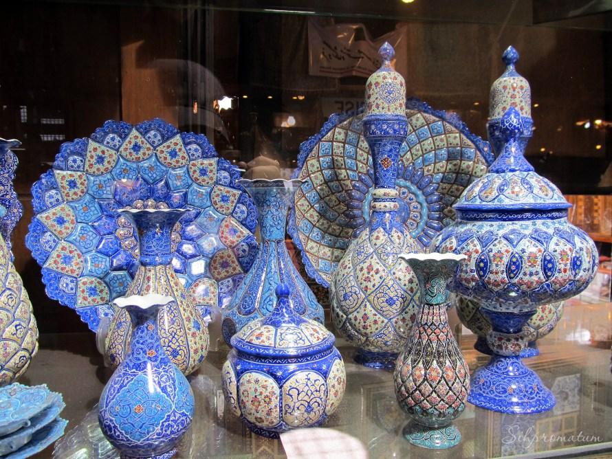 Lovely market items - Isfanhan