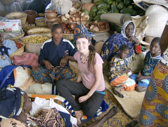 Mali on the way to Timbuktu