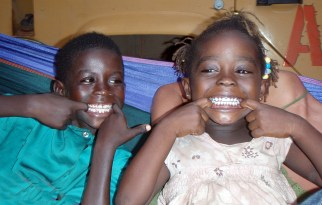 Smiling Faces of Ghana