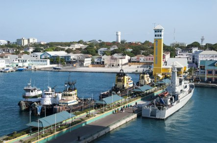Port-Nassau-Bahamas