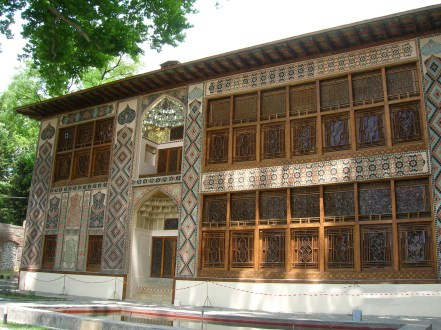 The Palace of Shaki Khans , Azerbaijan
