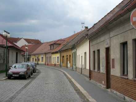A stroll on the streets of Podebrady