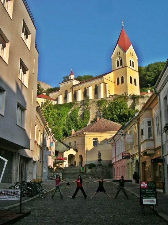 Catholic church, Trencin