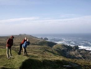 Coast of northern Ireland