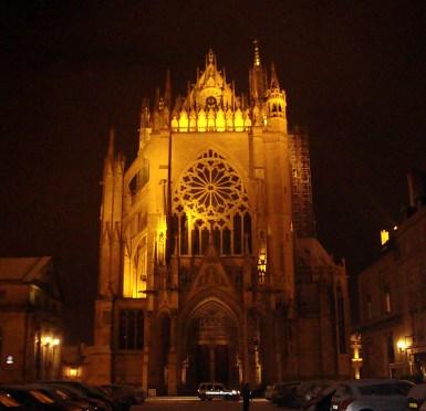 Cathedral Saint Etienne de Metz