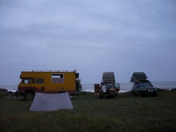 South Atlantic Ocean -Angola