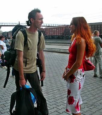 Semey, Kazakhstan. Backpacks and Bra Straps ch 5