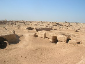 Taklamakan Desert, Western China