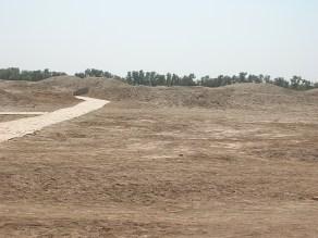 Astana Graves, Western China