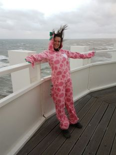 windy in Scheveningen