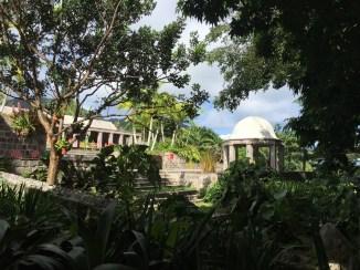 A secret paradise on Nevis - Golden Rock Inn
