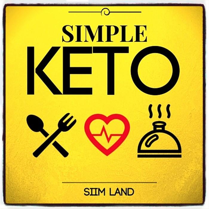Simple Keto the Easiest Ketogenic Diet Book