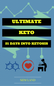 Ultimate Keto Meal Plan Cover