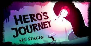 all stages of the hero's journey