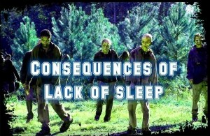 consequences of lack of sleep