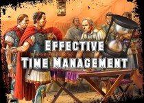 4 main principles of effective time management