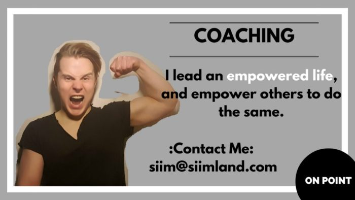Siim Land Coaching