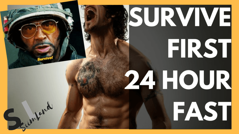 How to Survive Your First 24 Hour Fast (How to Have a One Day Fast) - Siim  Land