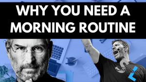 WHY YOU NEED A MORNING ROUTINE Siim Land