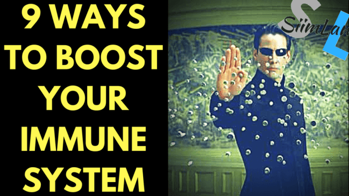 9 ways to boost your immune system how to not get sick again siim land
