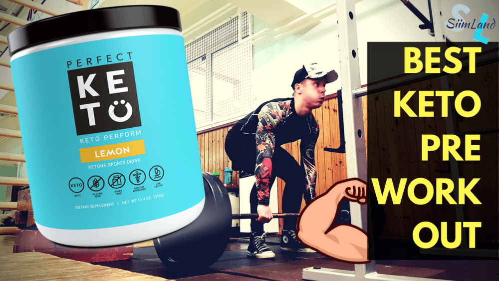 Best Keto Friendly Supplement My Perfect Keto Pre Workout