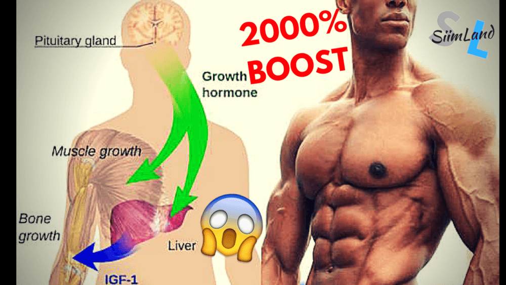 Boost human growth hormone with these foods forecasting