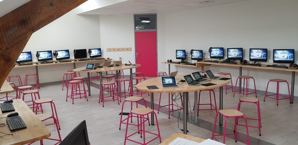 Classe numérique et interactive