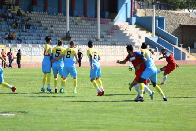 Ziraat Türkiye Kupasında 'TUR'ladık…