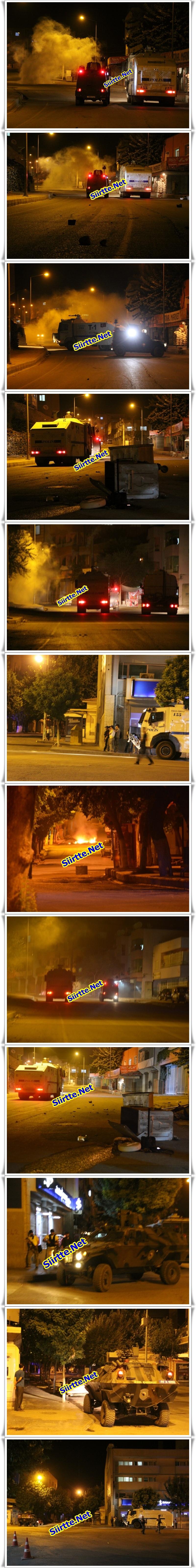 Siirt'te İzinsiz Gösteriye Müdahale Edildi-vert
