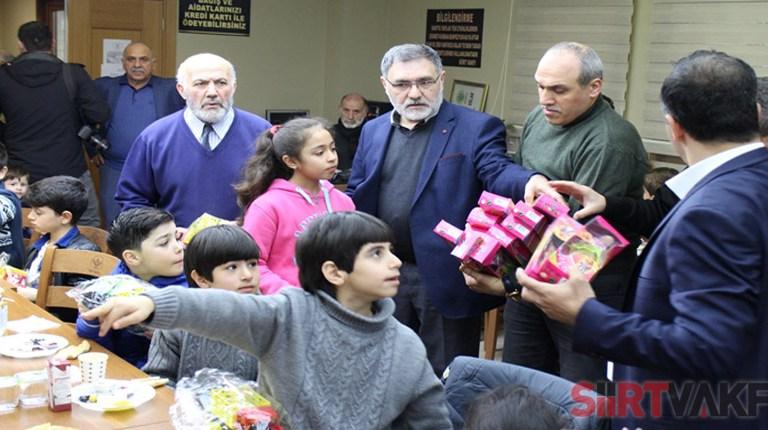 Çocuklara Bayram Sevinci Yaşatma Programı