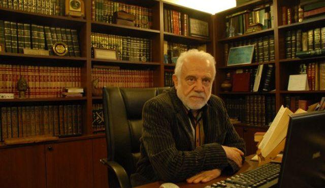 Prof Dr İhsan Süreyya Sırma