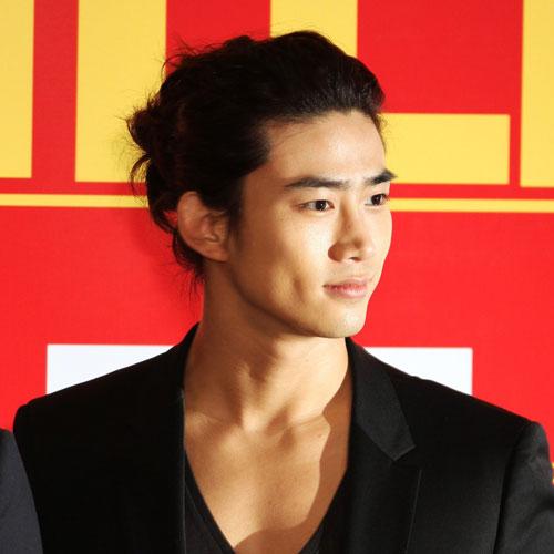 Model rambut pria Korea 2017