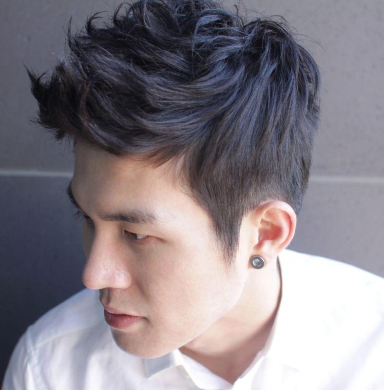 potongan rambut keren untuk pelajar.