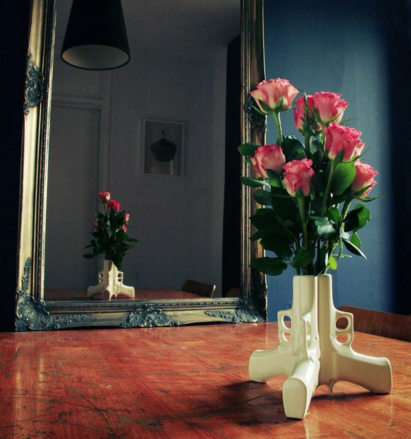 vas bunga unik
