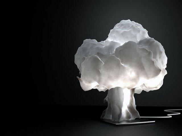 lampu kamar uni seperti bom nuklir